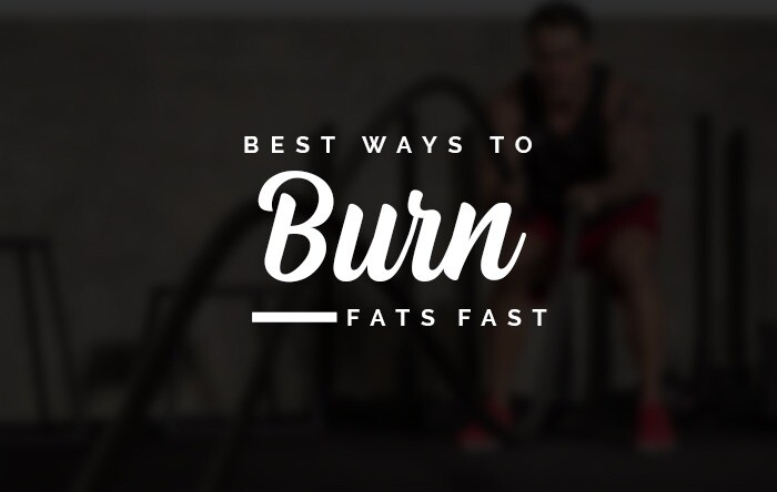 Best Ways to Burn Fat