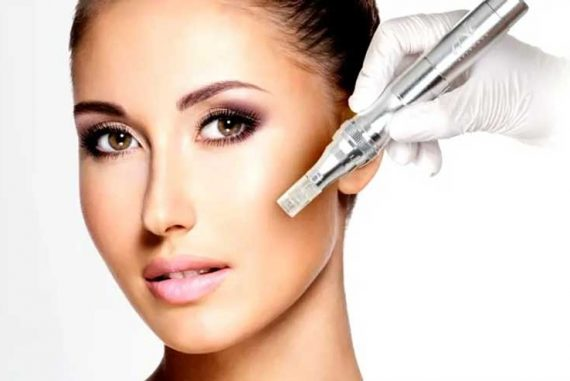 Benefits of Microneedling your face